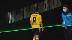 Raphael Guerreiro stand dem BVB zuletzt nicht zur Verfügung