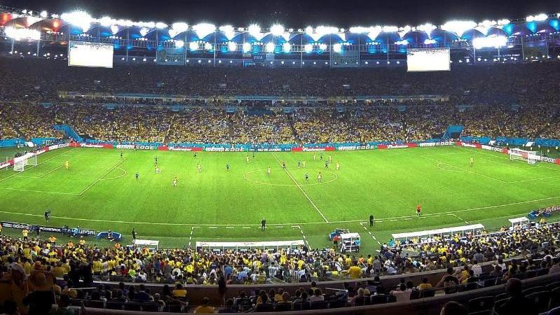 Das Maracanã-Stadion in Rio de Janeiro wird nicht nach Pelé benannt