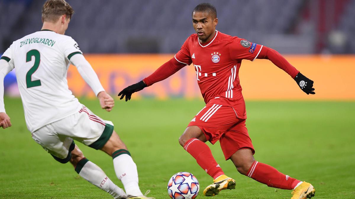 Douglas Costa wird den FC Bayern im Sommer verlassen