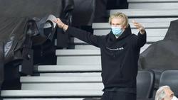 Erling Haaland wird im Finale des DFB-Pokal für den BVB sehr wahrscheinlich spielen