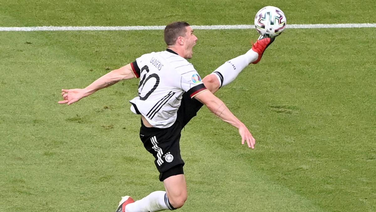 Robin Gosens überzeugt im DFB-Dress