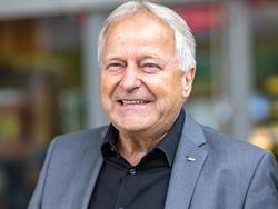 ÖFB-Präsident Leo Windtner ist von einer rosige Zukunft des Nationalteams überzeugt