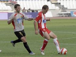 Primera División 2007/2008: Almería vs. Mallorca (1:1)