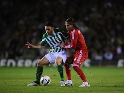 Primera División 2011/2012: Betis Sevilla-Real Madrid  (2:3)