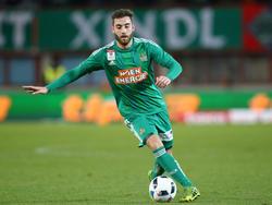 Thanos Petsos wechselt von Rapid im Sommer zu Werder Bremen