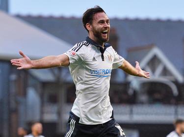 Fulham-Neuzugang Michael Madl traf zum zwischenzeitlichen 2:0 gegen Charlton
