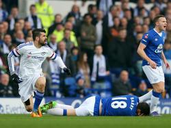 Dem Chelsea-Stürmer droht eine nachträgliche Sperre