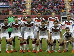 Deutschland bei der U17-WM 2015 in Chile