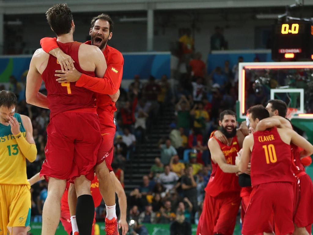 Die spanische Auswahl sicherte sich Bronze