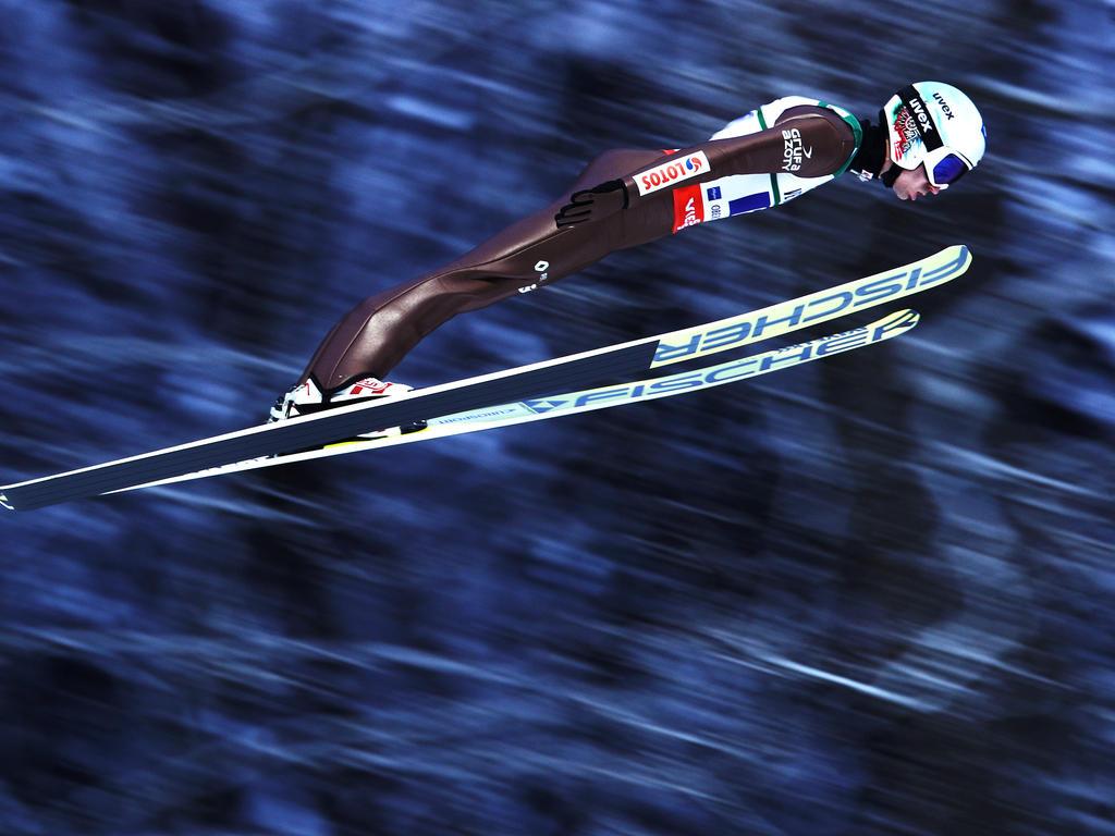 Weltcup-Gesamtsieger Kamil Stoch flog auch in Planica allen davon