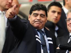 Diego Maradona heuert in Weißrussland an