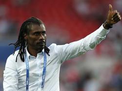 Aliou Cissé hat mit Sénégal einen furiosen WM-Einstand gefeiert