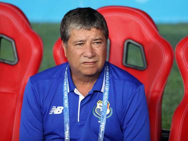Das Team von Panamas Trainer Hernán Dario Gómez verlor auch gegen Tunesien 1:2