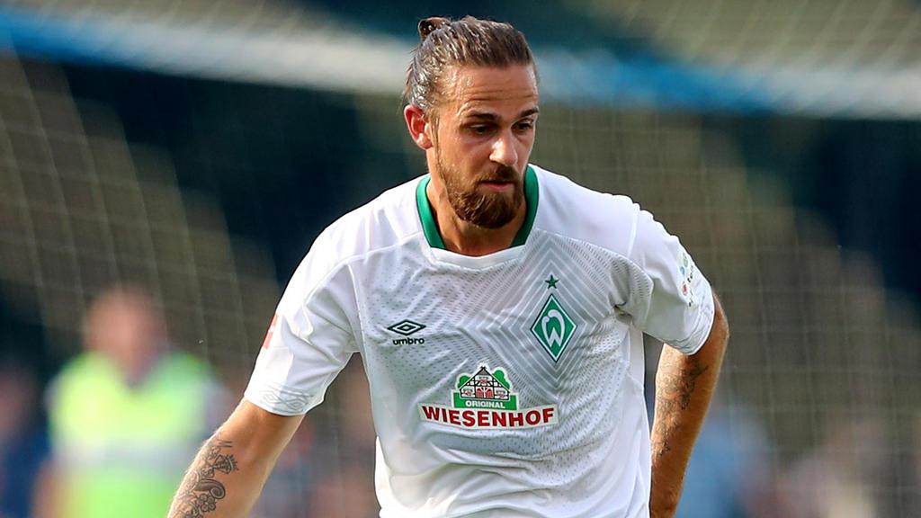 Martin Harnik spielt seit Sommer wieder für Werder Bremen