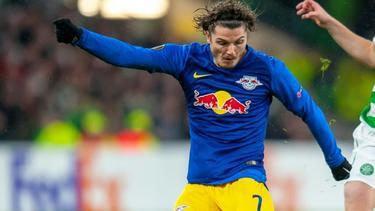 Leipzigs Sabitzer wird der Auswahl Österreichs fehlen