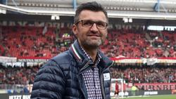 Michael Köllner will einen Heimsieg gegen Leverkusen