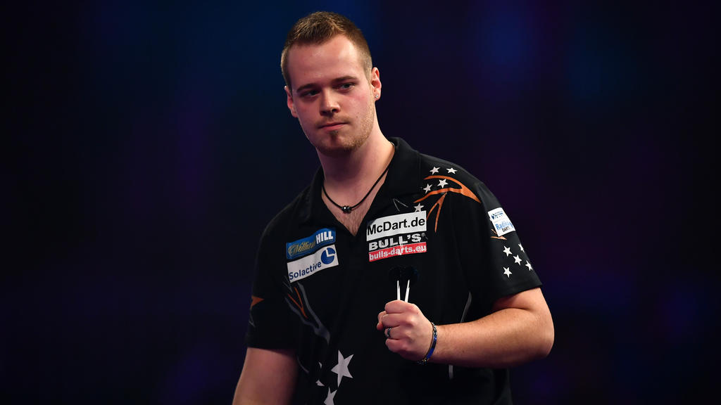Deutschlands bester Darts-Profi: Max Hopp