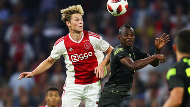 Frenkie de Jong hat das Interesse des FC Bayern geweckt