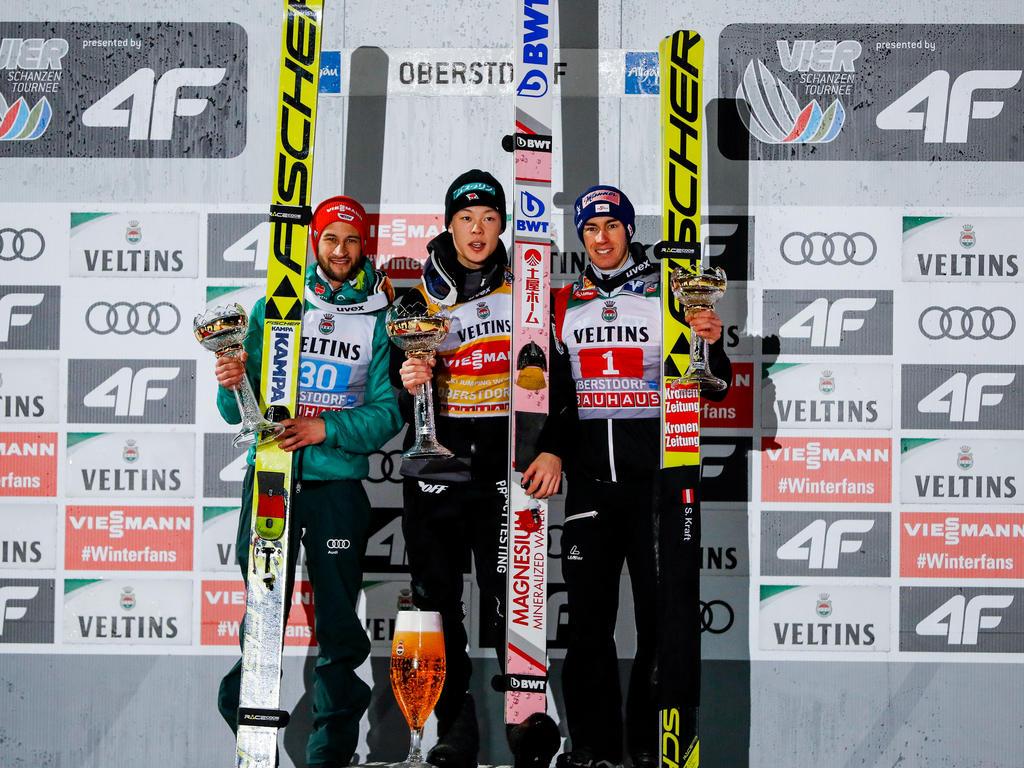 Vierschanzentournee Gesamtwertung 2021