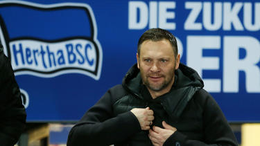Hertha BSC baut weiterhin auf Trainer Pal Dardai