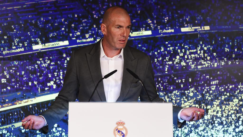 Zinédine Zidane fordert Veränderungen am Kader