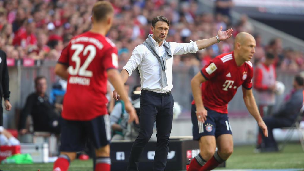 Niko Kovac ist für BVB-Berater Matthias Sammer der richtige Trainer beim FC Bayern