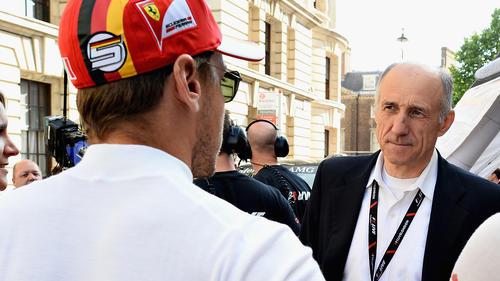 Franz Tost nimmt Sebastian Vettel vor seinen Kritikern in Schutz