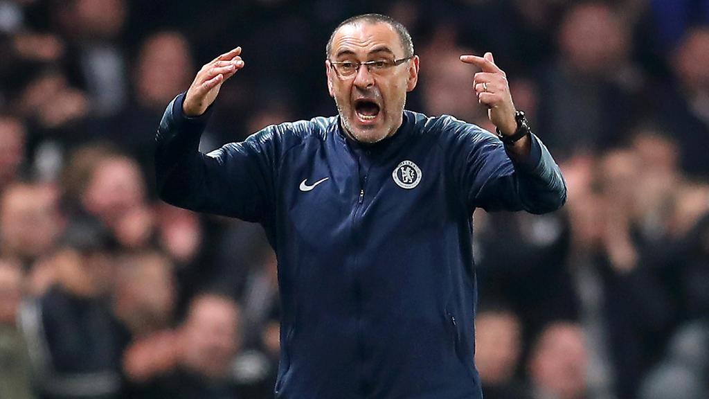 Maurizio Sarri wechselt vom FC Chelsea zu Juventus