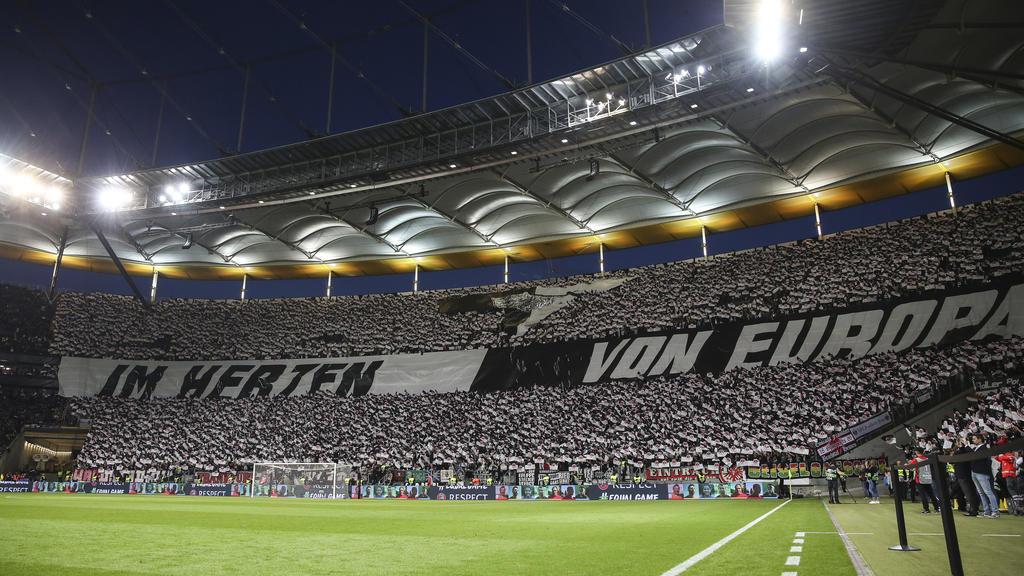 Eintracht Frankfurt verkauft 40.000 Dauerkarten für die Europa League