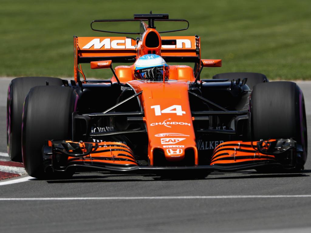 Bei McLaren wird der Honda-Antrieb erneuert