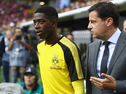 Der BVB will sich am Sonntag zur Personalie Dembélé äußern