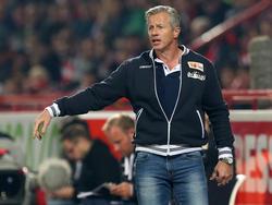 Jens Keller wurde überraschend in Berlin entlassen