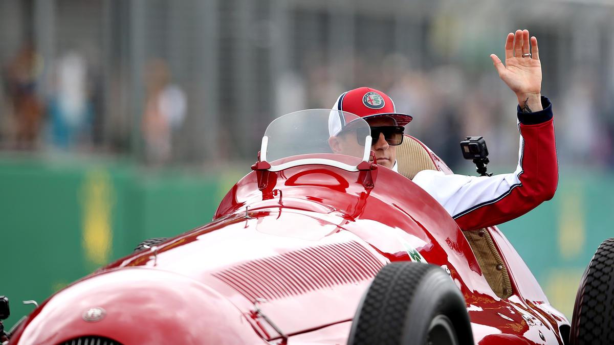 Frederic Vasseur hat eine Menge Lob für Kimi Räikkönen übrig
