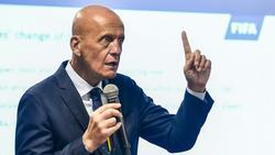 Wird für sein Engagement geehrt: Pierluigi Collina