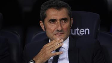 Valverde está confiado en su trabajo.