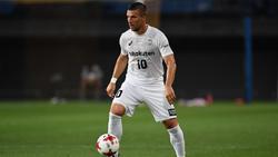 Auf dem Weg zurück in die Heimat? Lukas Podolski
