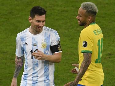 Lionel Messi und Neymar verbindet eine tiefe Freundschaft