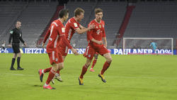 Wie geht es für Robert Lewandowski, Joshua Kimmich und Leon Goretzka beim FC Bayern weiter?