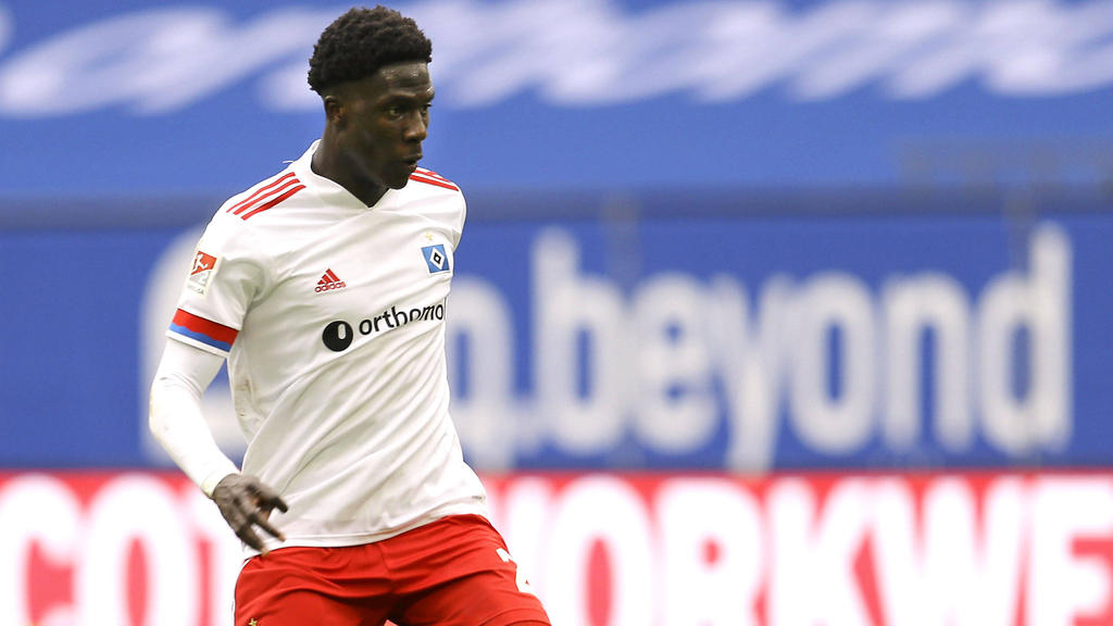 Amadou Onana wechselt vom HSV zum OSC Lille