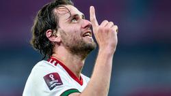 Adam Szalai kann wieder für Mainz auf dem Platz stehen
