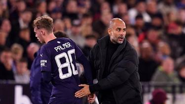 Pep Guardiola und Co. scheiterten an West Ham United