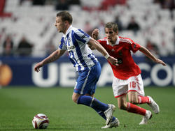 Lehrstunde von Benfica