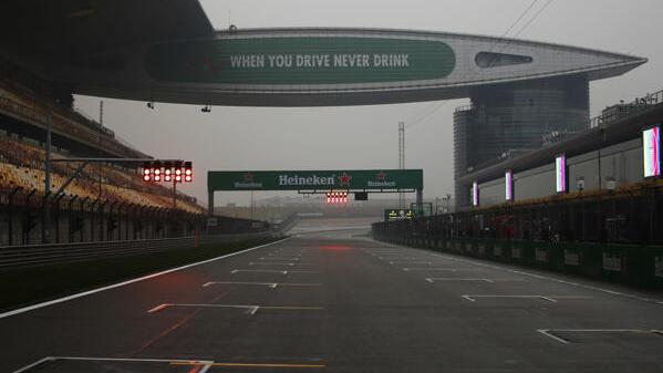 Bleibt die Ampel in Schanghai in diesem Jahr auf Rot?