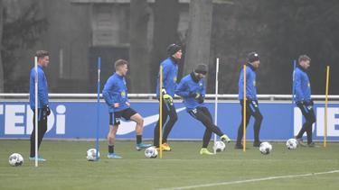 Hertha BSC lässt Fans und Medien nun doch zuschauen
