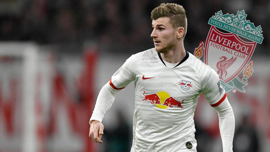Wechselt Timo Werner im Sommer von RB Leipzig zum FC Liverpool?