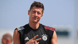 Robert Lewandowski brilliert beim FC Bayern