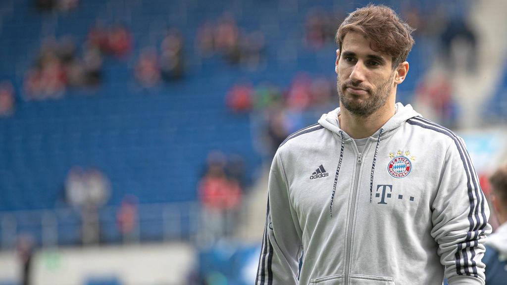 Javi Martínez wird den FC Bayern im Sommer wohl verlassen