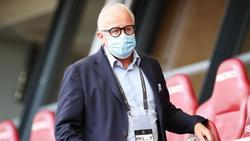 Stellt sich gegen die Planer beim DFB-Team: Fritz Keller