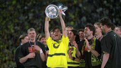 Gewann 1997 mit dem BVB die Champions League: Karl-Heinz Riedle