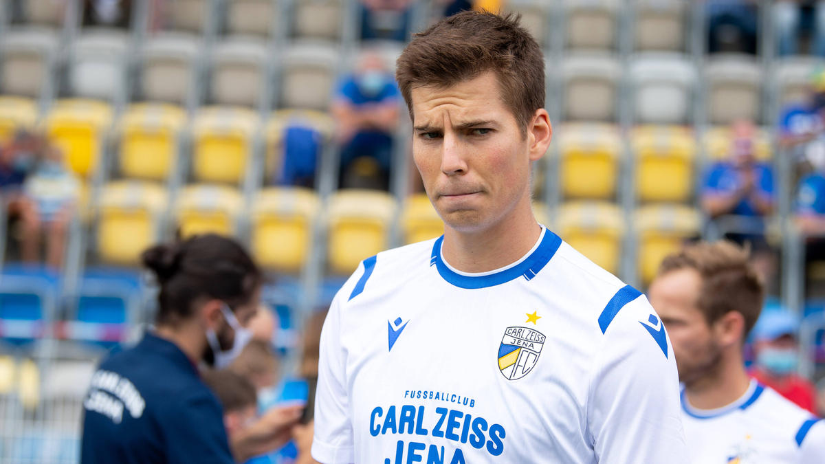 Maximilian Rohr hat sich dem HSV angeschlossen